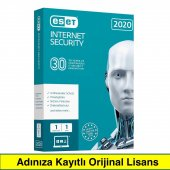 Eset Internet Security V13 1 Pc 1 Yıl 2020 (Elektronik Lisans)