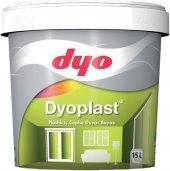 Dyo Dyoplast Plastik İç Cephe Boyası 15 Lt (Tüm Renkler)