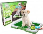 Yavru Köpek Tuvalet Eğitim Seti Pet Zoom Potty Trainer Köpek Tuvaleti Kedi Köpek Tuvalet Eğitimi