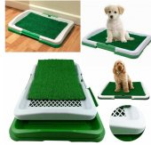Yavru Köpek Tuvalet Eğitim Seti Pet Zoom Potty Trainer Köpek Tuvaleti Kedi Köpek Tuvalet Eğitimi-9