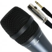 Av Jefe Avl 2700 Süper Cardioid Dinamik Mikrofon