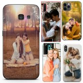 Galaxy S7 Çiftlere Tasarımlı İsimli Fotoğraflı Kılıf-4