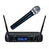 Denox Mdr 210 El Uhf Band Kablosuz El Mikrofon...