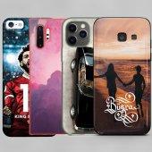 Galaxy Note FE Çiftlere Tasarımlı İsimli Fotoğraflı Kılıf-7