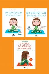 Eline Snel Farkındalık Kitapları Takım Set (3 Kitap CD Destekli)-2