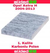 Opel Astra H Karbonlu Polen Filtresi 2004 2012...