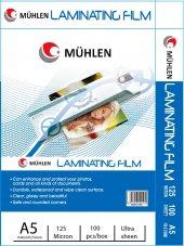 Mühlen Laminasyon Makinesi Filmi 125 Mc A5 1...