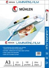 Mühlen Laminasyon Makinesi Filmi 125 Mc A3 1...