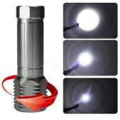Watton Wt 094 Küçük Güçlü Zoomlu El Feneri