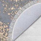Decoling Safir 7010 Dekoratif Oval Halı -6