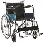 120 Kg Kapasiteli Tekerlekli Sandalye Araba