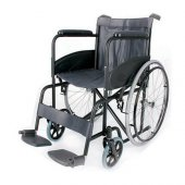 Katlanır Wollex W809e Manuel Tekerlekli Sandalye 120 Kilo Taşır