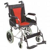 Golfi � G 502 Alüminyum Transfer Tekerlekli Sandalye