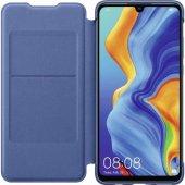 Huawei P30 Lite Wallet Cover Mavi