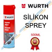 Würth Silikon Sprey 500ML-2