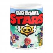 Brawl Stars Illüstrasyon Baskılı Kupa Bardak