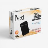 Next Minix Hd Punto+s Uydu Alıcısı İki...