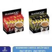 Mahmood Coffee 3ü1 Arada 2si1 Arada 48li Paket