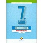 Final Yayınları 7.sınıf Matematik Konu Anlatımlı