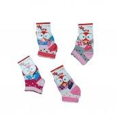 Kız Çocuk 1 2 Yaş 12li Çorap