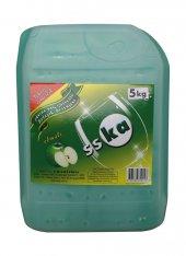 Sska Elde Bulaşık Yıkama Deterjanı Limon Esanslı Ekstra Yağ Çözücülü 5 Kg. Bidon