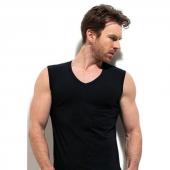 Erdem 1118 Pamuk Elastan Kolsuz V Yaka Erkek T Shirt