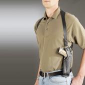 Deri El İşçiliği Yaylı Koltuk Altı Silah...