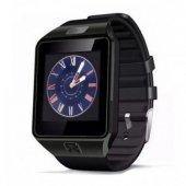 Angel Eye W18 Smart Watch Kameralı Akıllı Saat Ios Ve Android Uyumlu Siyah