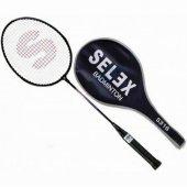 Selex 5316 Alüminyum Badminton Raketi Çantalı