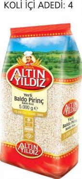 Altınyıldız Baldo Pirinç 5 Kg
