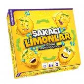 şakacı Limonlar Eğlenceli Aile Kutu Oyunu