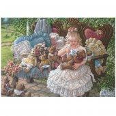 Yabidur Hollynin Ayıcıkları 260 Parça Karton Puzzle