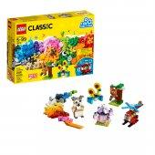 Eğitici Oyuncak Lego Yapım Parçaları Ve Dişliler