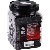 Tariş Doğal Fermente Sele Siyah Zeytin 1 Kg
