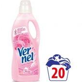 Vernel Çamaşır Yumuşatıcısı Gülün Büyüsü 2 Lt 20 Yıkama