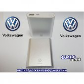 Volkswagen 10400 Mah Powerbank Orjinal Araç...