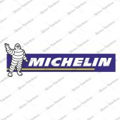 Michelin Logo Sticker 00577