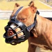 Ans Silikon Köpek Ağızlığı Köpek Burunluğu...