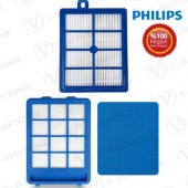 Philips Fc9924 Marathon Ultimate Hepa Filtre Seti