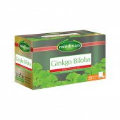 Mindivan Ginkgo Biloba Çayı 20li Süzen Poşet Çay