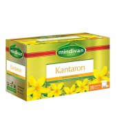 Mindivan Kantaron Çayı 20li Süzen Poşet Çay