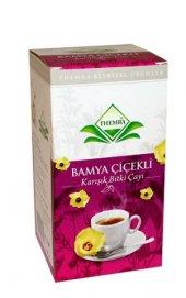 Bamya Çiçekli Karışık Bitki Çayı 130 Gr.