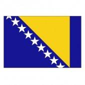 Bosna Hersek Gönder Bayrağı 70x105