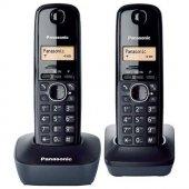 Panasonic Kx Tg 1612 Dect Telefonu (Çift...