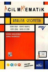 2020 Acil Yayınları Analitik Geometri Konu...