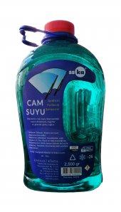 Sska Antifrizli Şampuanlı Parfümlü Oto Cam Suyu Silecek Suyu 2.5 Kg. Bidon