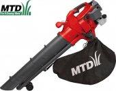 Mtd Bv 3000 G Benzinli Yaprak Toplama Ve Üfleme Makinesi