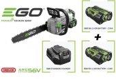 Ego Power Cs1401e Li İon Akülü Testere 56 V Çift Akülü