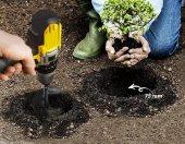 Bahçe Toprak Delici Universal Matkap Ucu Toprak Burgu Aparatı-7