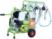 Bartech Benzin Motorlu Koyun Sağım Makinası